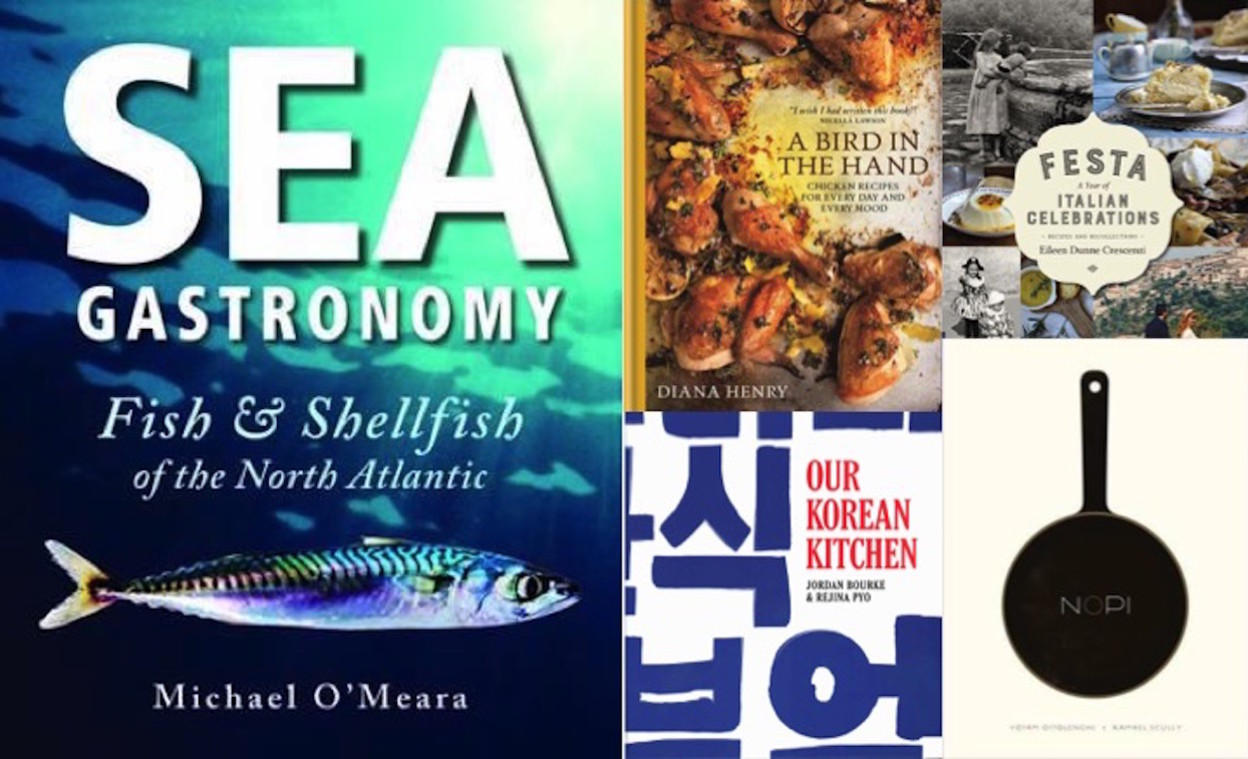 Our Favourite Cookbooks of 2015